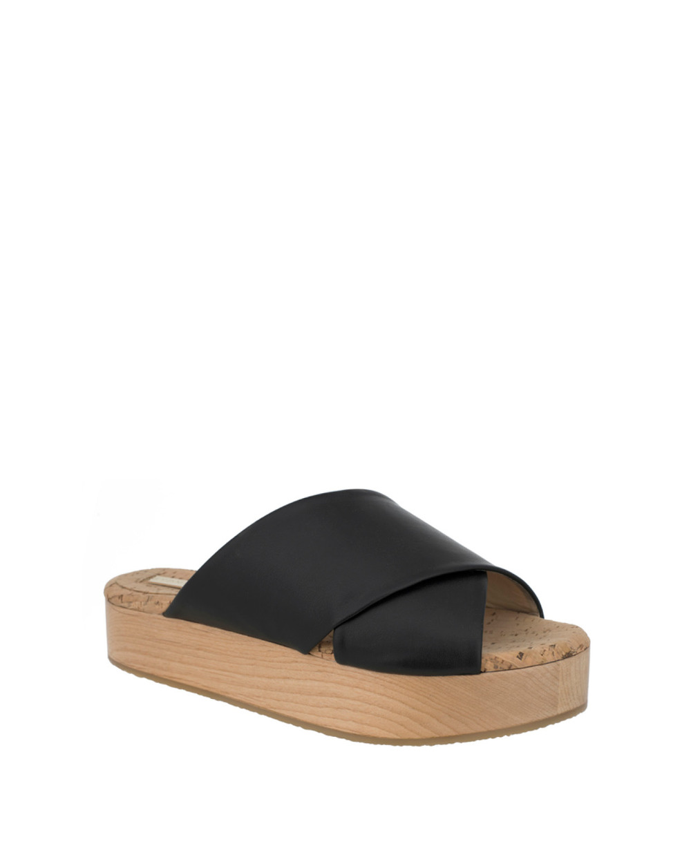 Sydney Brown Cross Sandal