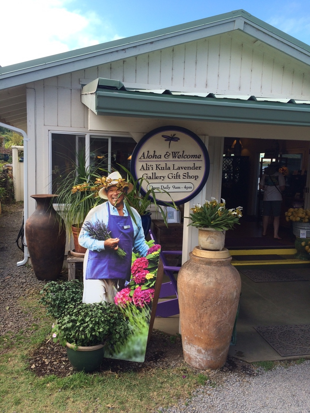 Ali'i Kula Lavender Giftshop
