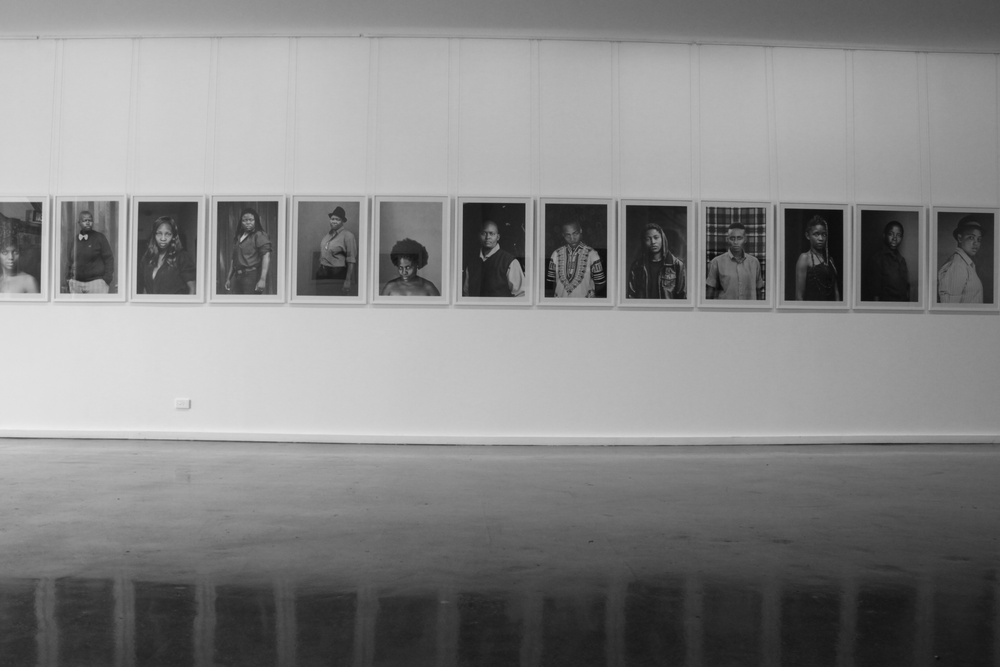 Zanele Muholi, Mo(u)rning, 2013, Walker St Gallery & Art Centre