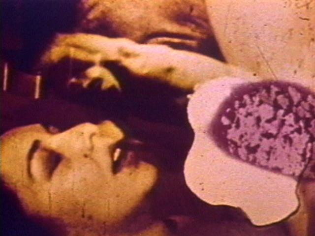 Carolee Schneemann, Fuses,  1964 - 1967,16mm film transferred to video (color, silent), still