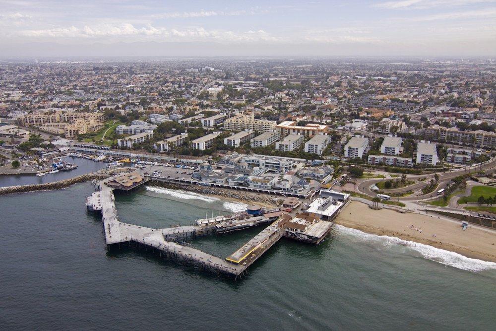 Redondo Beach Pier -
