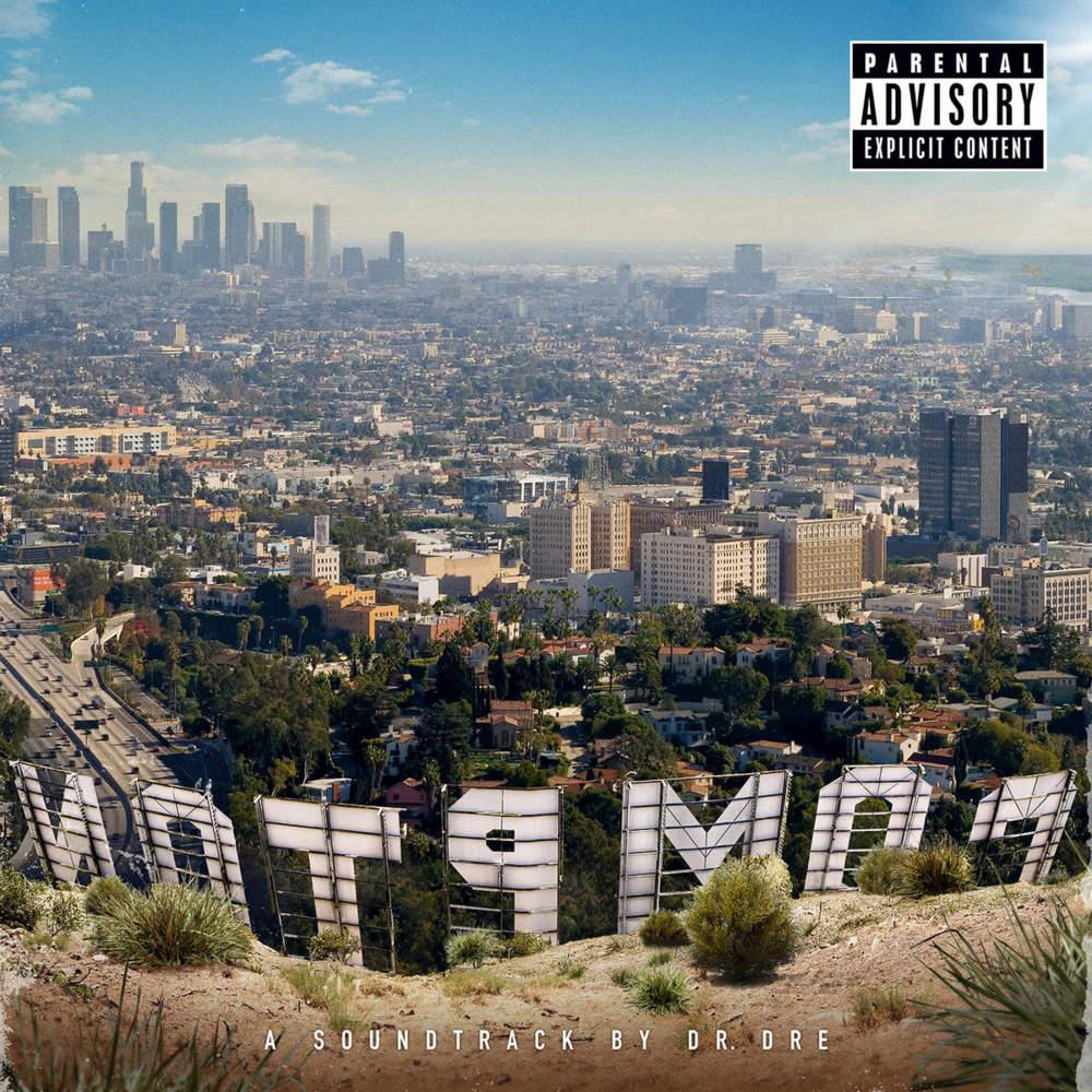 Compton: A Soundtrack By Dr.Dre