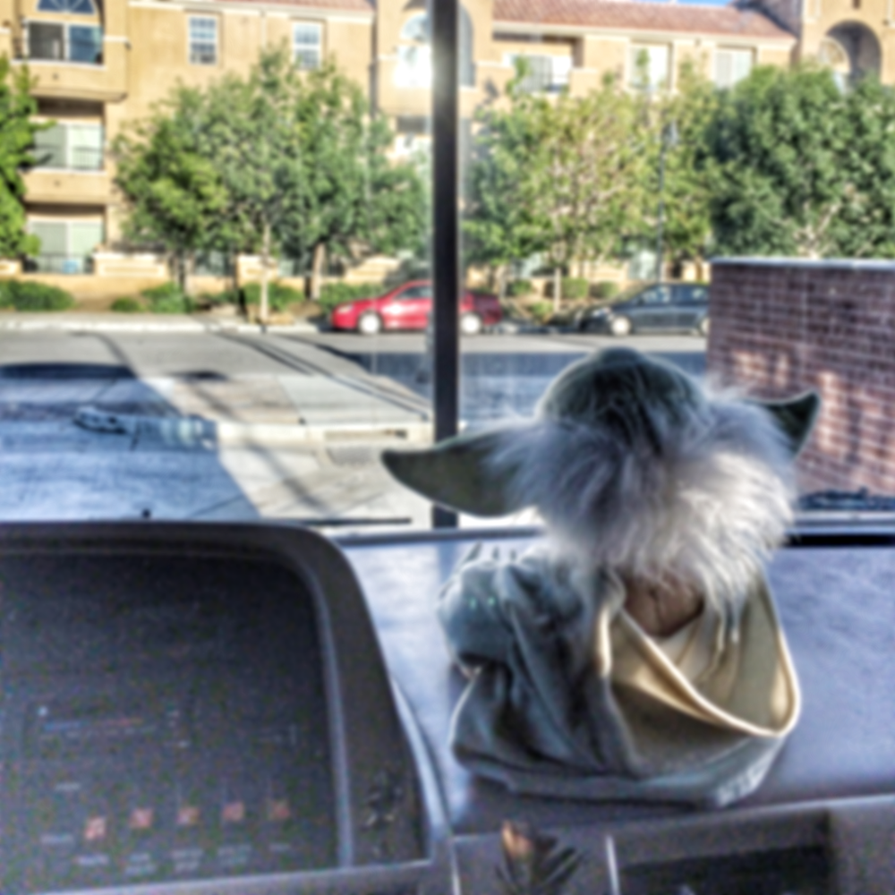 Yoda as my copilot - what could go wrong?