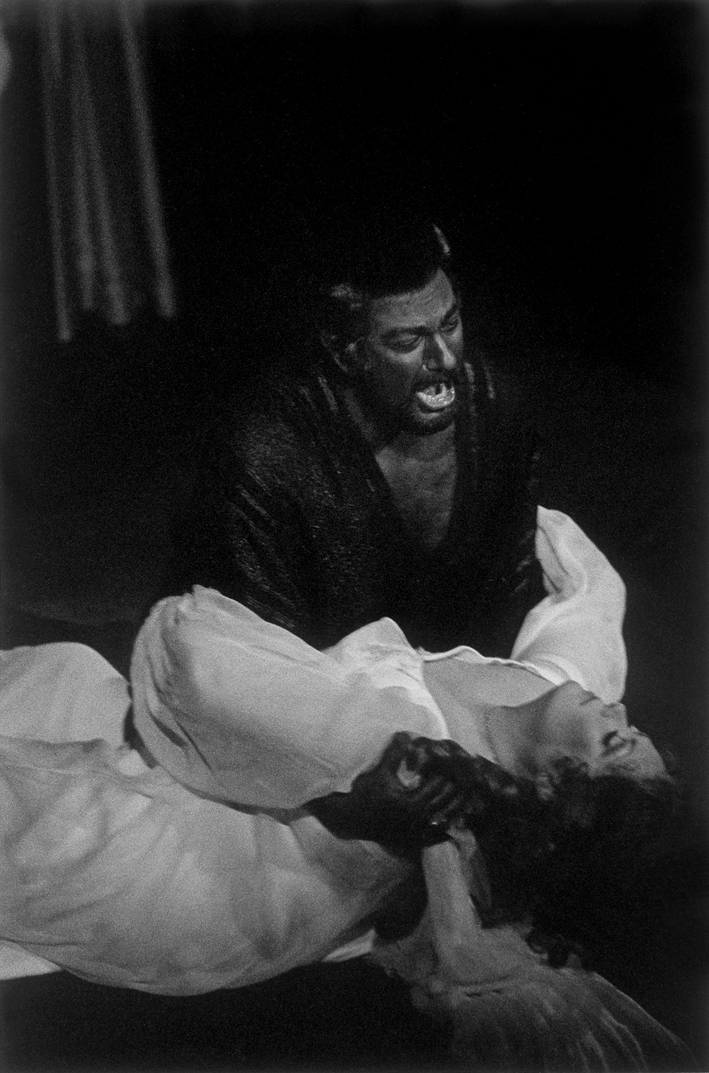 Placido Domingo & Margaret Price, Othello