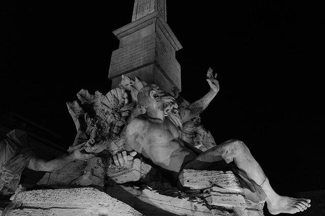 Piazza Navona 1:00am