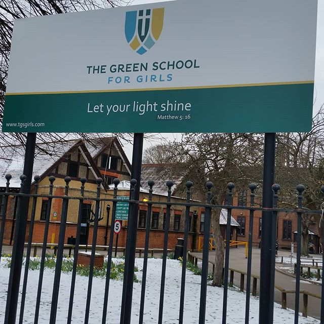 Fab first day at the Green School. Haven't seen us yet? Watch out for the LIVE LIFE team all week. We are at the boys and the girls school. #LiveLife1010