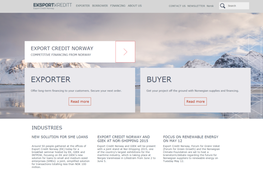 Export Credit Norway