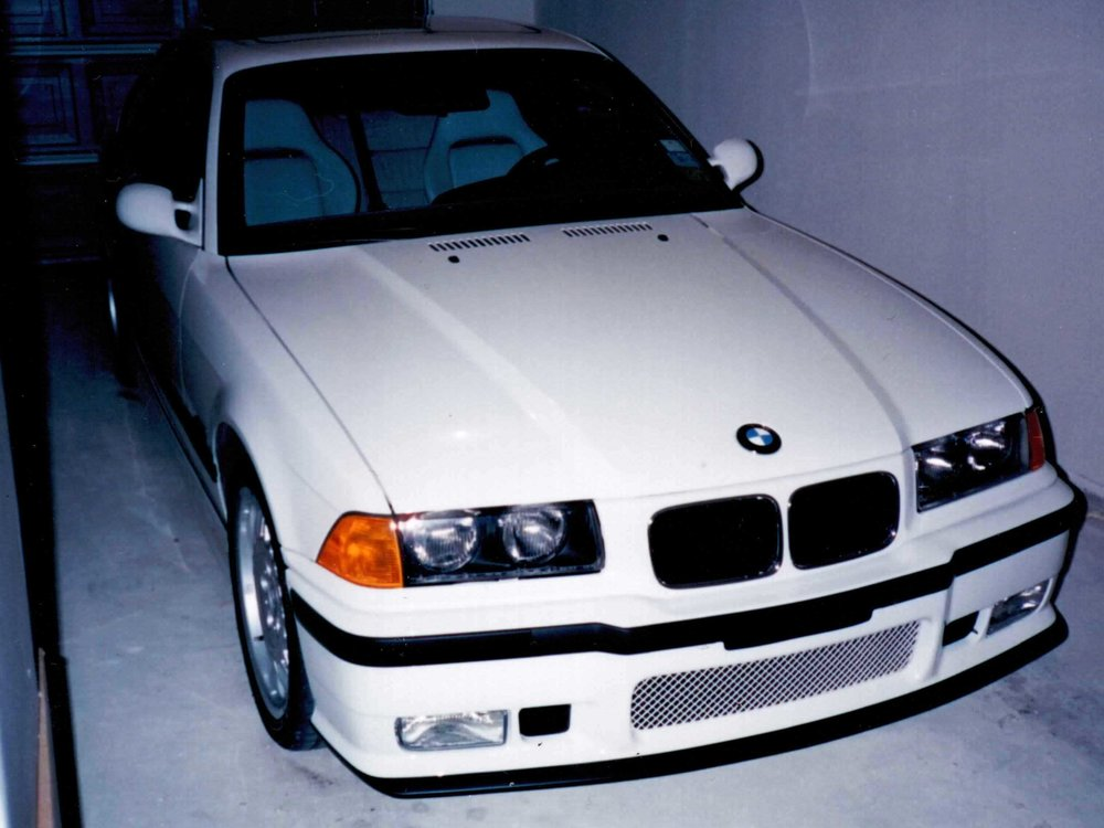 My BMW M3 in Dallas, texas