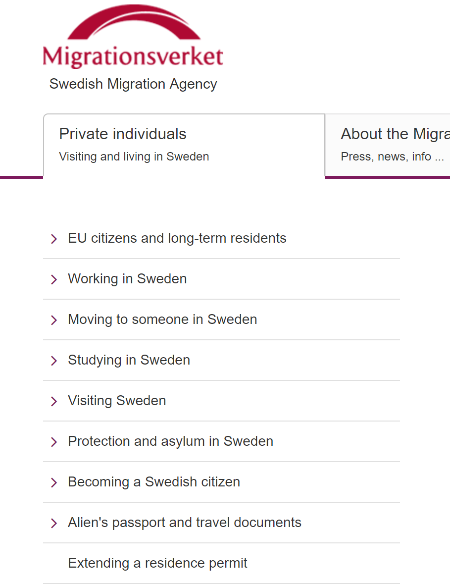 https://www.migrationsverket.se/English/Private-individuals.html