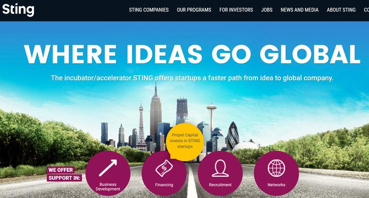 """Résultat de recherche d'images pour """"Stockholm Innovation & Growth AB"""""""