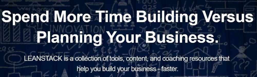 Spend more time building vs planning your business