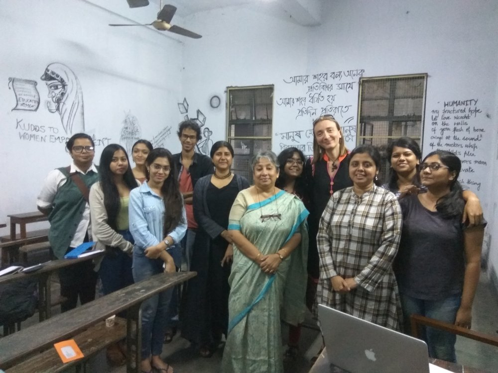 Department of Comparative Literature, Centre for Canadian Studies, Jadavpur University, Kolkata