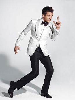 RESEARCH WHITE DINNER JACKET Brilliant menswear Reeves  Modern ... b78040bc3645