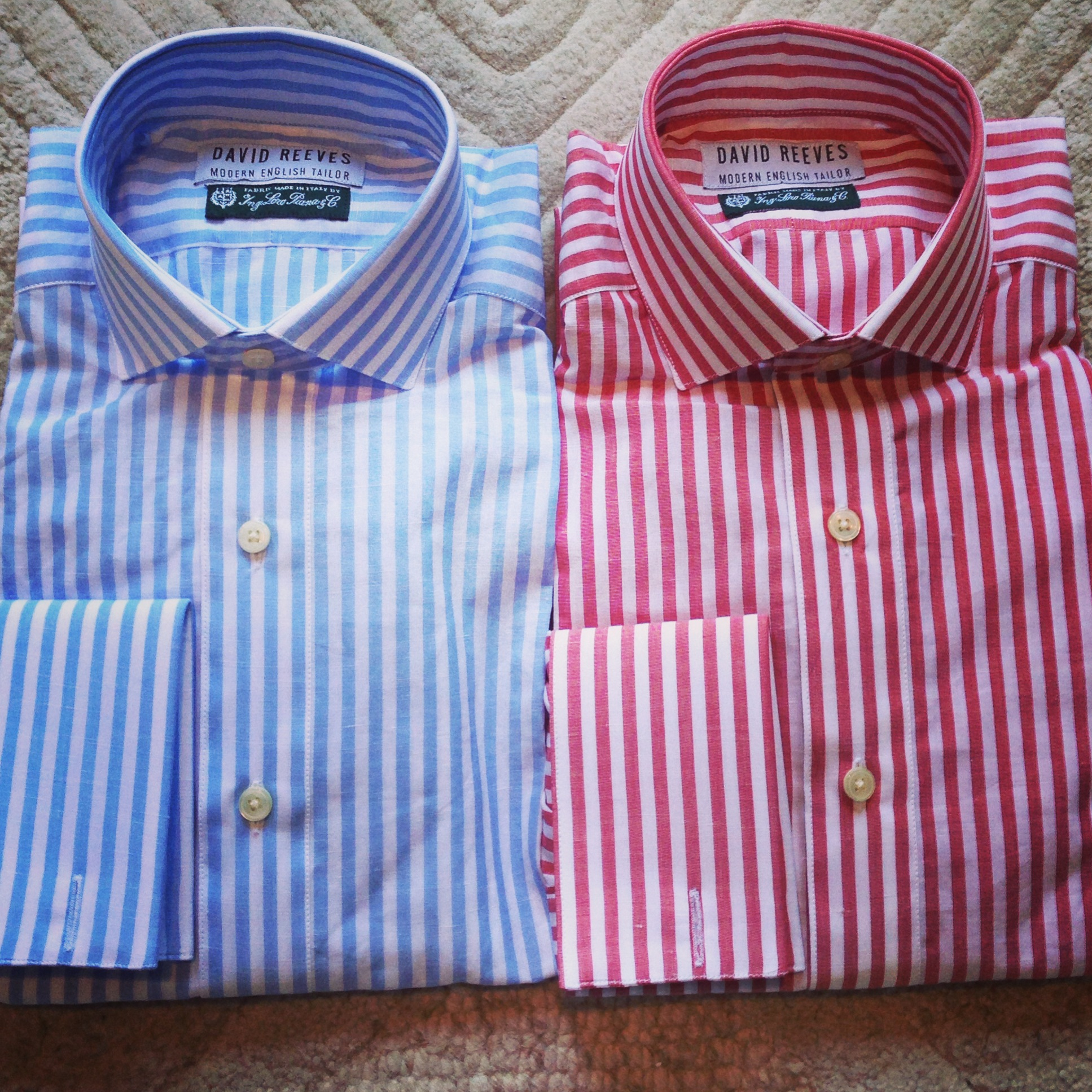 loro piana custom shirts