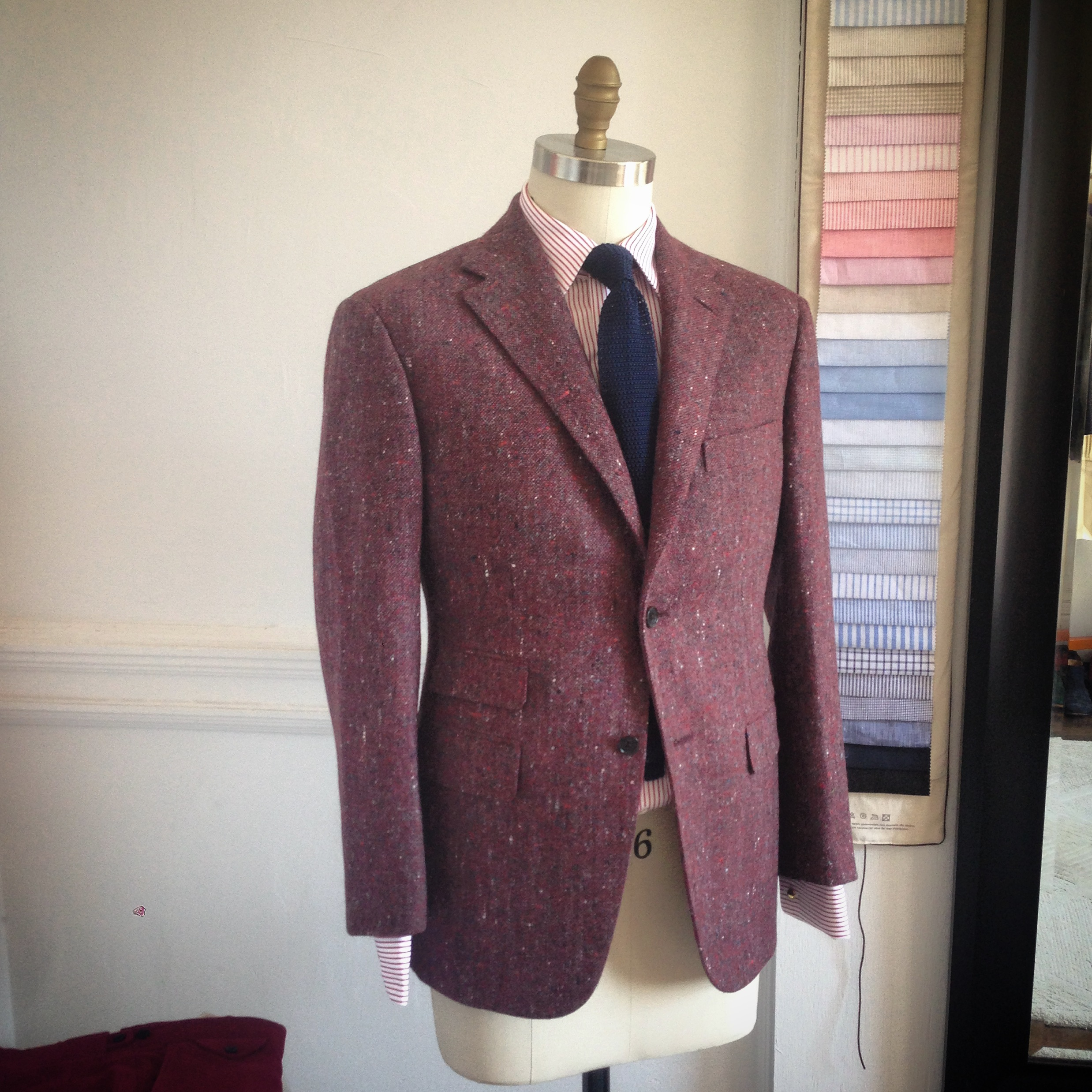 Molloy and Sons Tweed By David Reeves