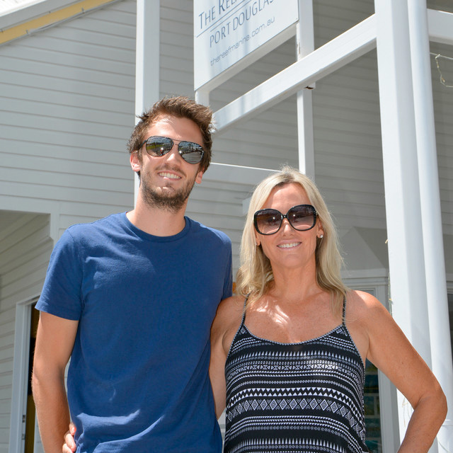 A mother-and-son team will be bringing premium island style to Port Douglas with the development of a new bar at The Reef Marina beginning soon. CLICK on image, to read more...