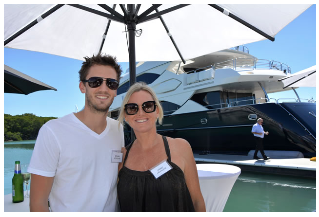 "With the State Government's approval of the Reef Marinas applications to convert land to freehold tenure and the arrival of the super yacht ""Vegas"", the official launch of the expansion of The Reef Marina, could not have been timed more perfectly. CLICK on image, to read more..."