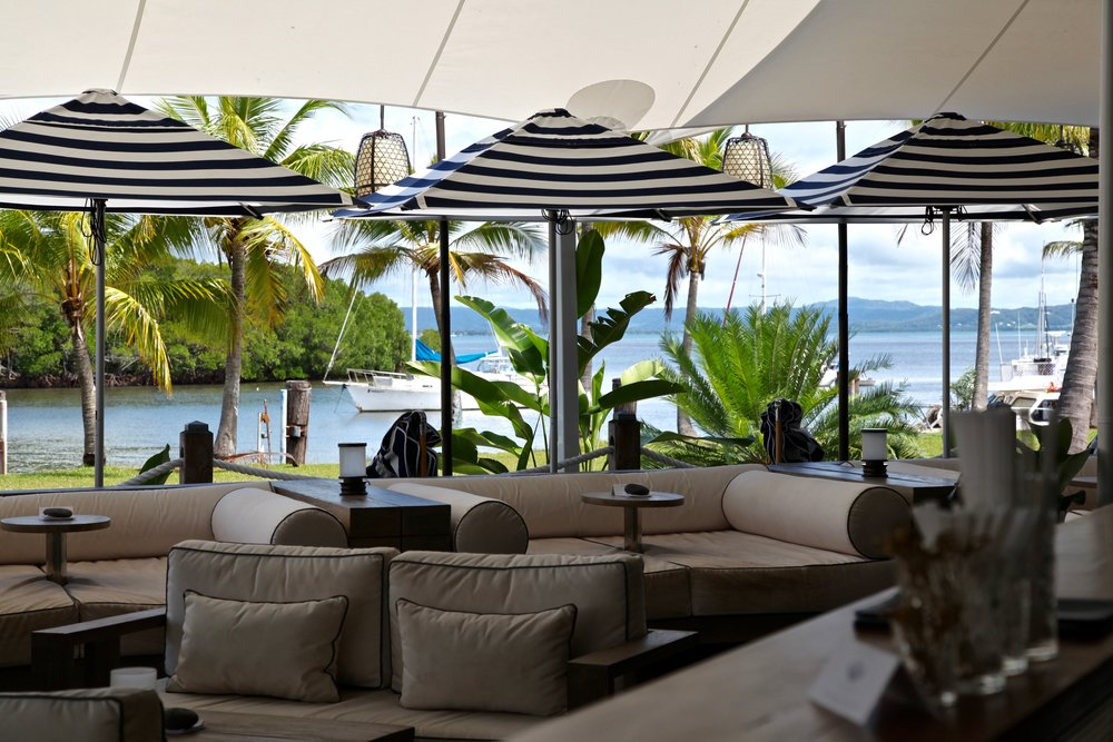 Offering an architecturally designed bar and stylish lounge area, attention to detail has been second to none. BARBADOS Port Douglas is not only beautiful to the eye but also beautiful to the soul, offering a welcoming and friendly atmosphere amidst a stylish and luxurious setting.   CLICK on image, go to pg. 12 & 13 to read more...