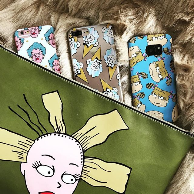 • Cynthia • Angelica • Ms Finster •Gnome  Get 25% off with code  POCKY25  Www.chanakiradesign.com  #rugrats #recess #cynthia #accessories #phonecase #anime #retro #cartoon #tpucase #art #kpop #otaku #chanakirasan #laptopbag #kawaii #kawaiigirl #mua #wednesday #spring #london #laptoplifestyle #meme #style #fashion #sale #wcw #cosplay #goodreads #bag