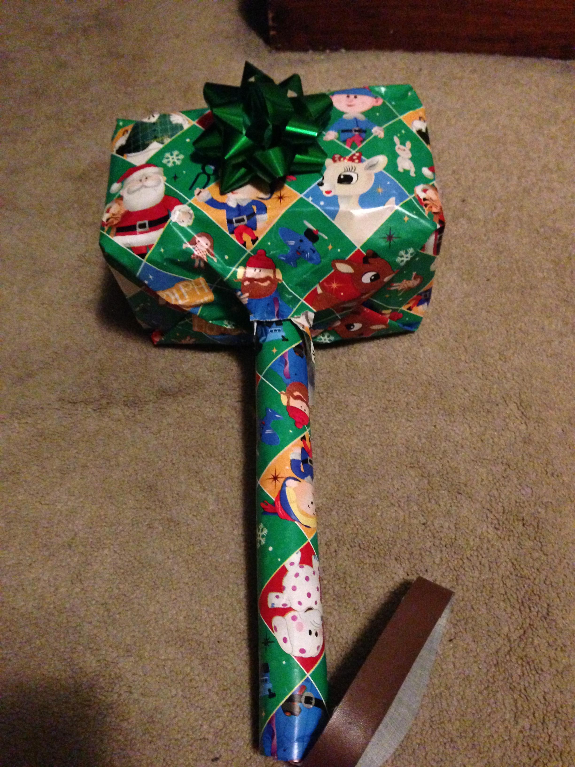 Thor's Present