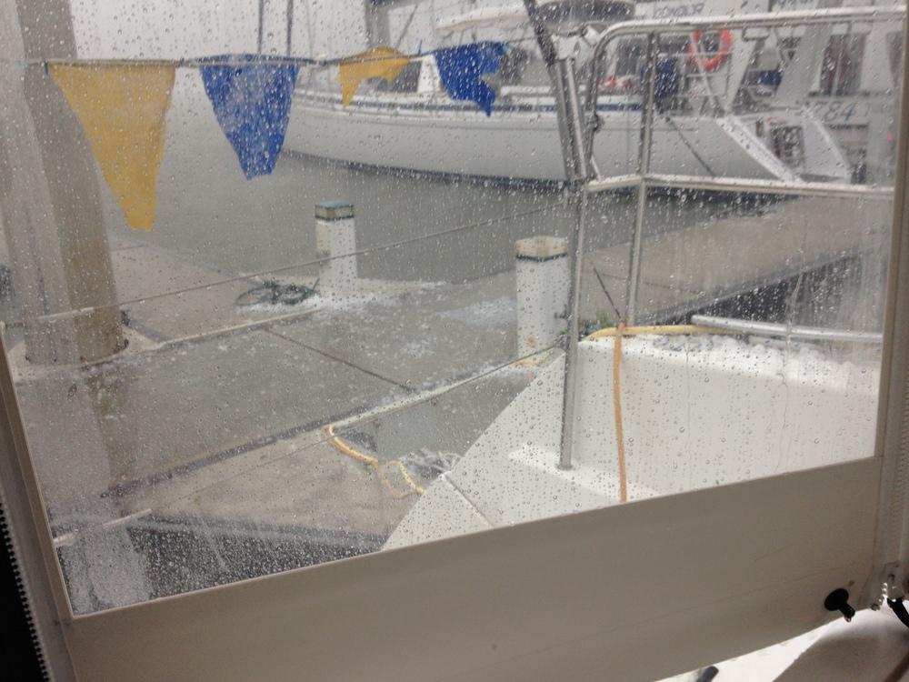 hail on dock.JPG