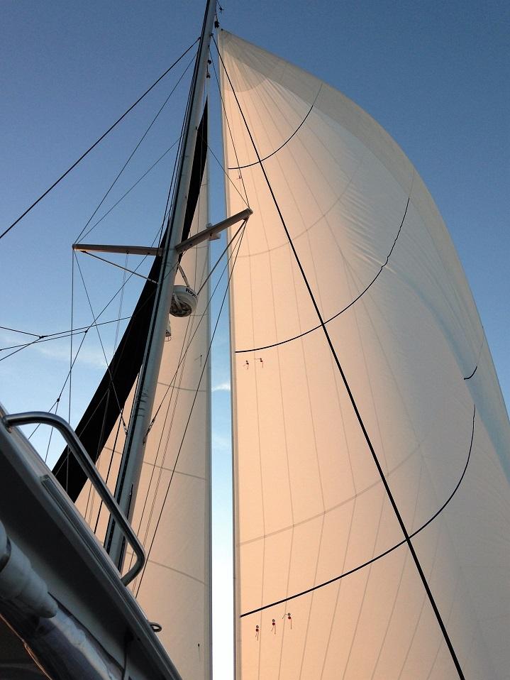 sails at sunset.JPG