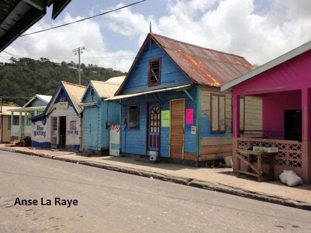 Anse La Raye shops.JPG