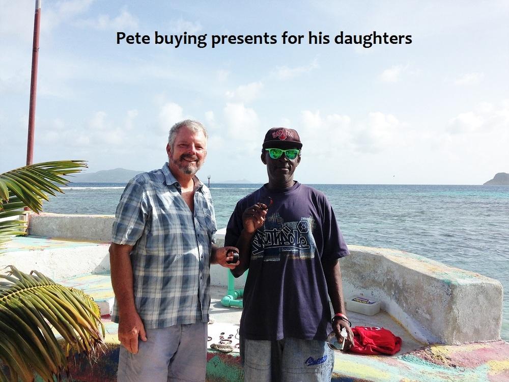 Pete souvenirs.JPG