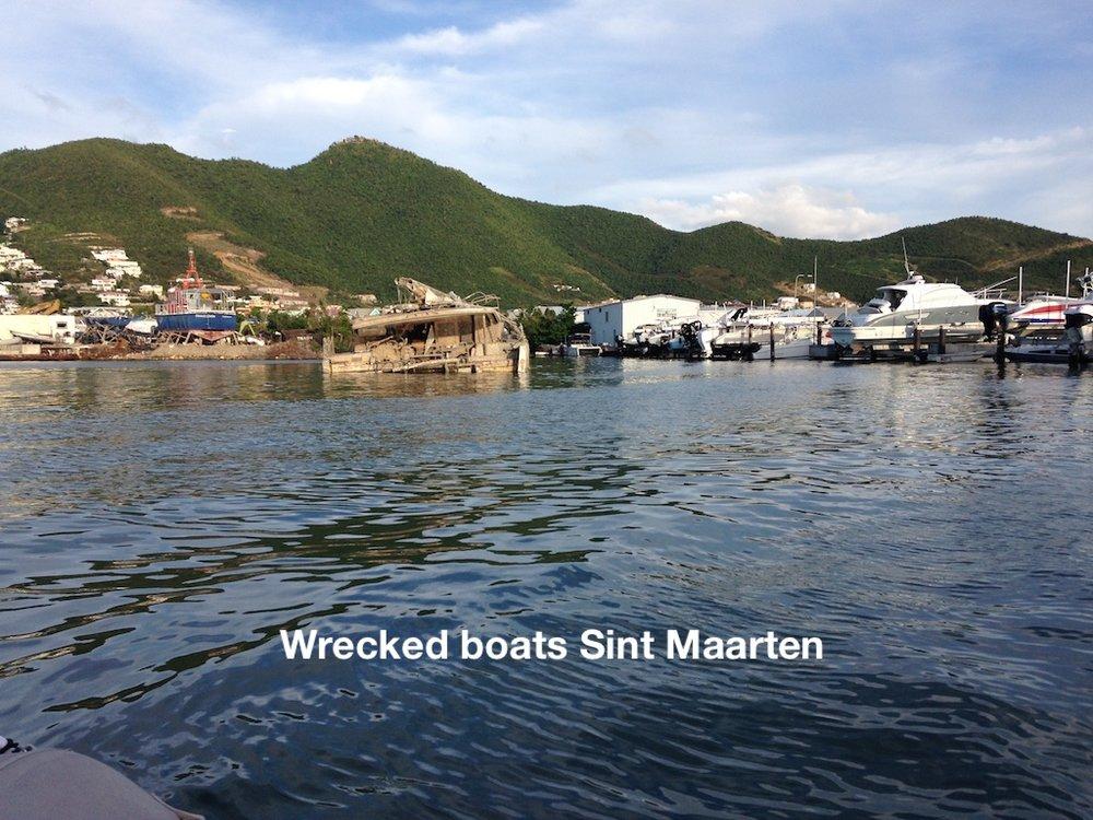 Wrecked boats Sint Maarten.JPG