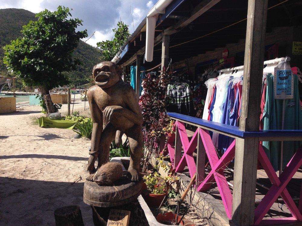 Foxy statue.JPG
