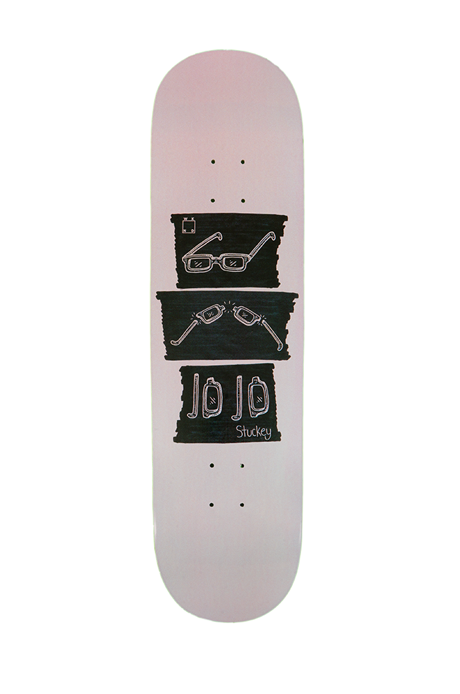 Johan Stuckey Professional Board