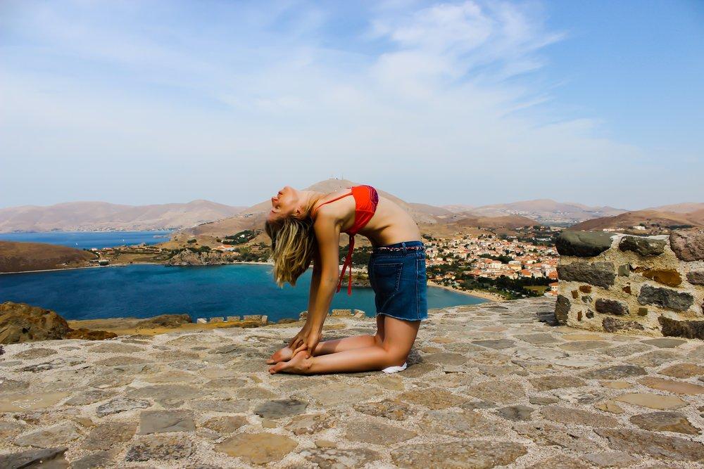 SHY Greece Retreat