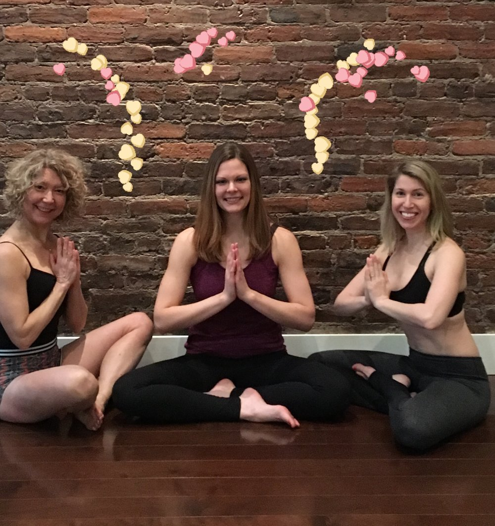 yoga challenge hosts