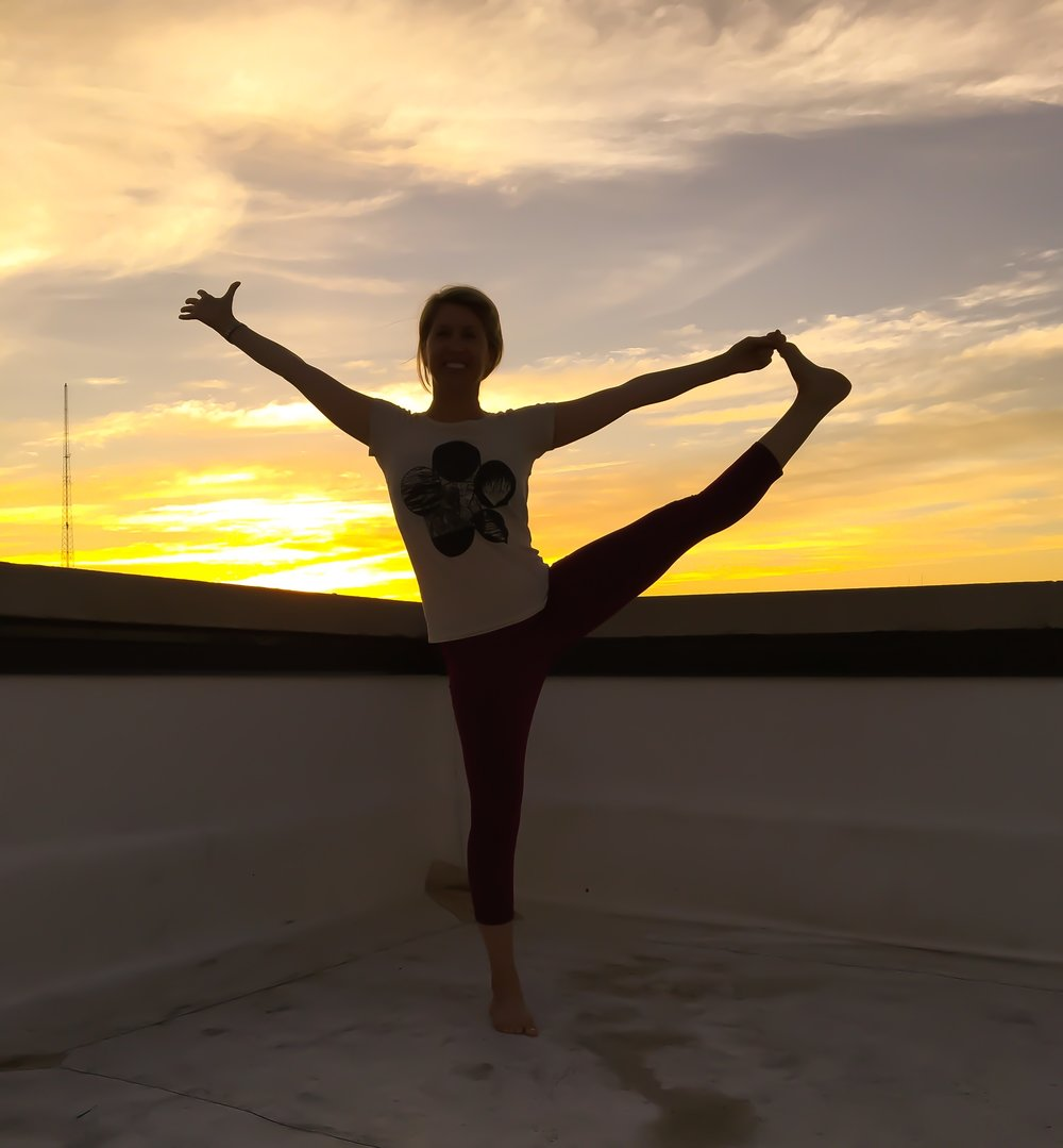 rooftop yoga all levels