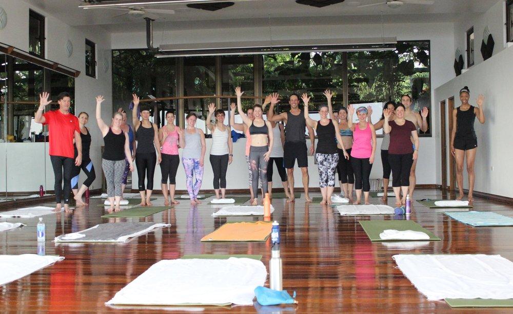 Yoga Retreat Lila Hall