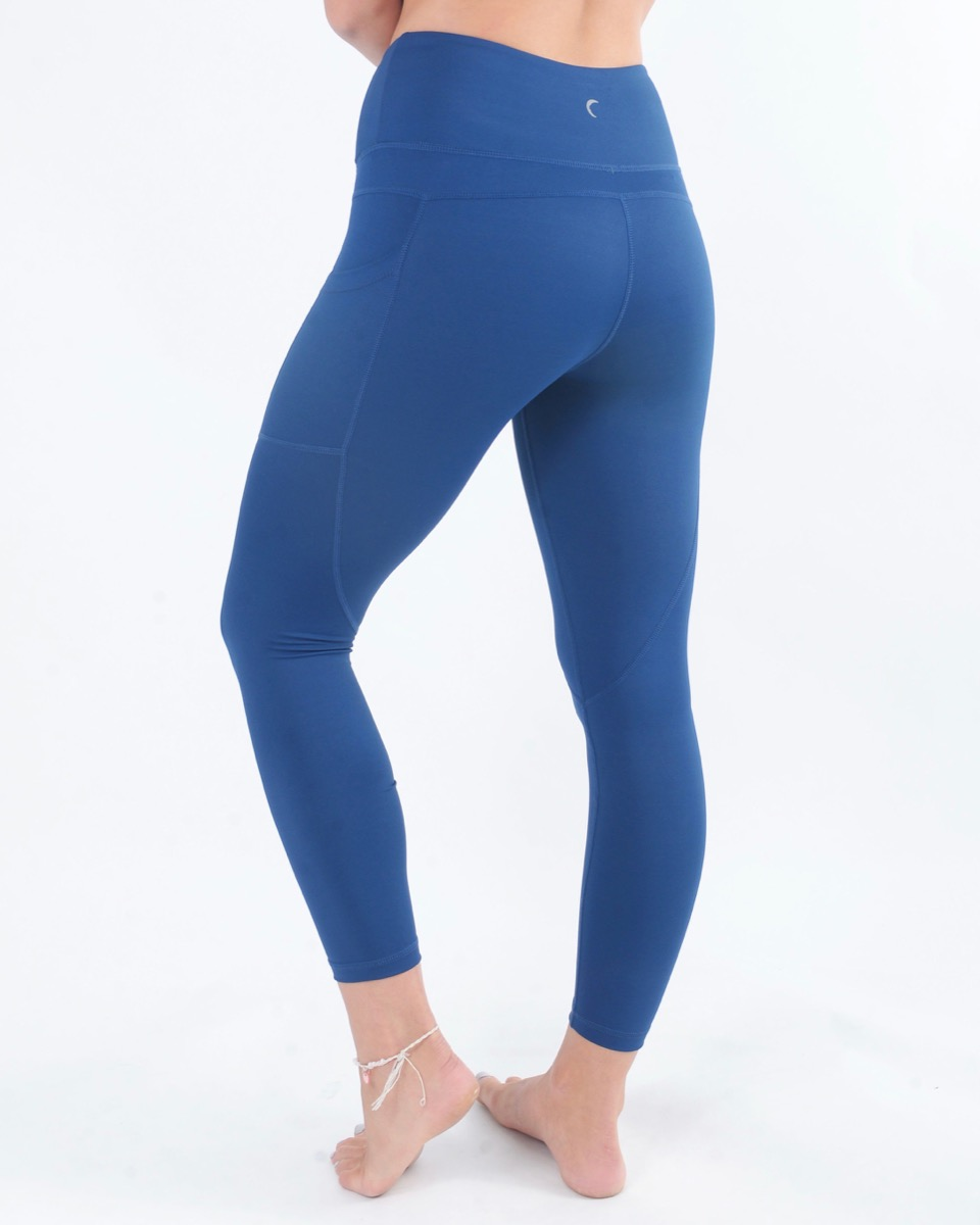 At $59, how can you resist these Navy Pocket Light n Tight Hi-Rise 7/8.