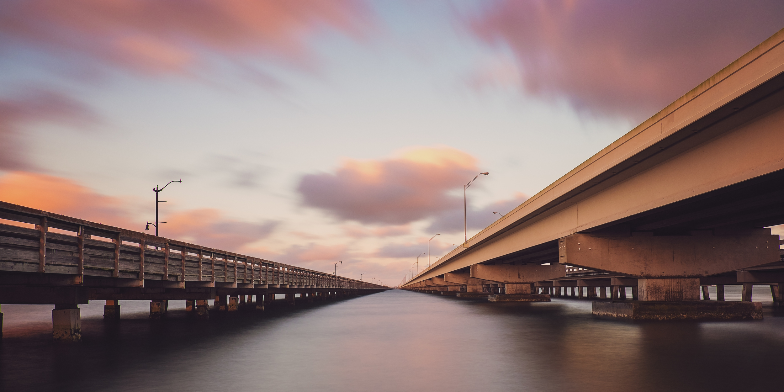 Gateway - Florida Long Exposure Photography by Andrew Vernon