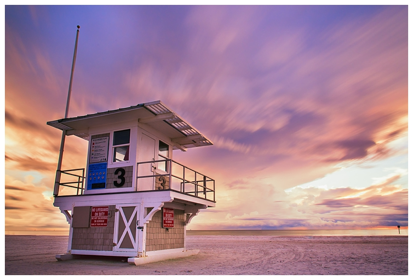 Third Watch - Florida landscape photography at sunset by Andrew Vernon