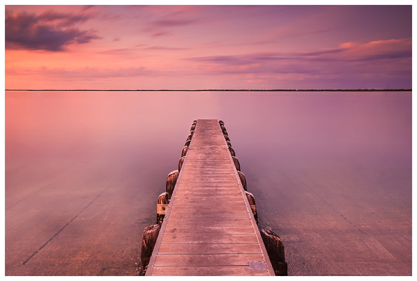 Tranquility - Florida long exposure photography
