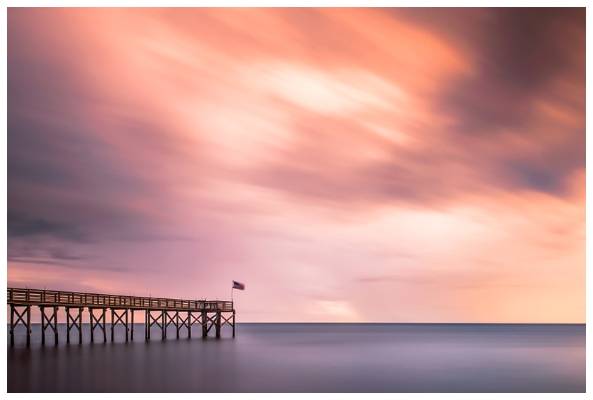Twilight Rush - Florida landscape Photography by Andrew Vernon