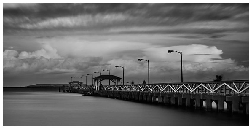 The Pier at Ballast Point - Florida long exposure photography by Andrew Vernon