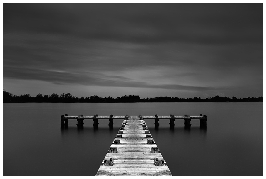 Repose - Florida long exposure photography by Andrew Vernon