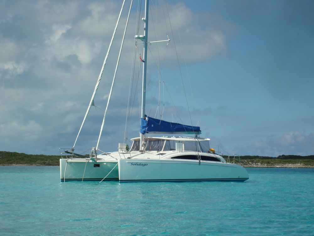 Solidago 41' - 12 Guests