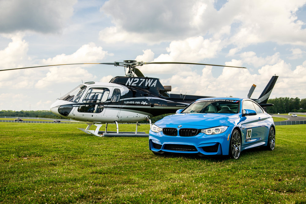 Helicopter Transportation by Wings Aviation