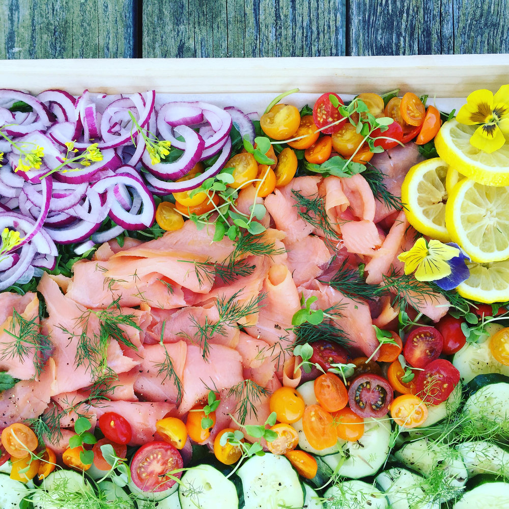 Catering by Hamptons Aristocrats