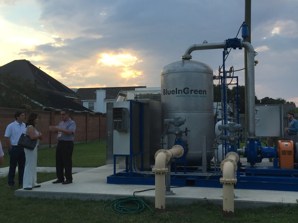 Good night from Louisiana. The sun finally set on WEFTEC 2016, but we can't wait to see you all again next year.