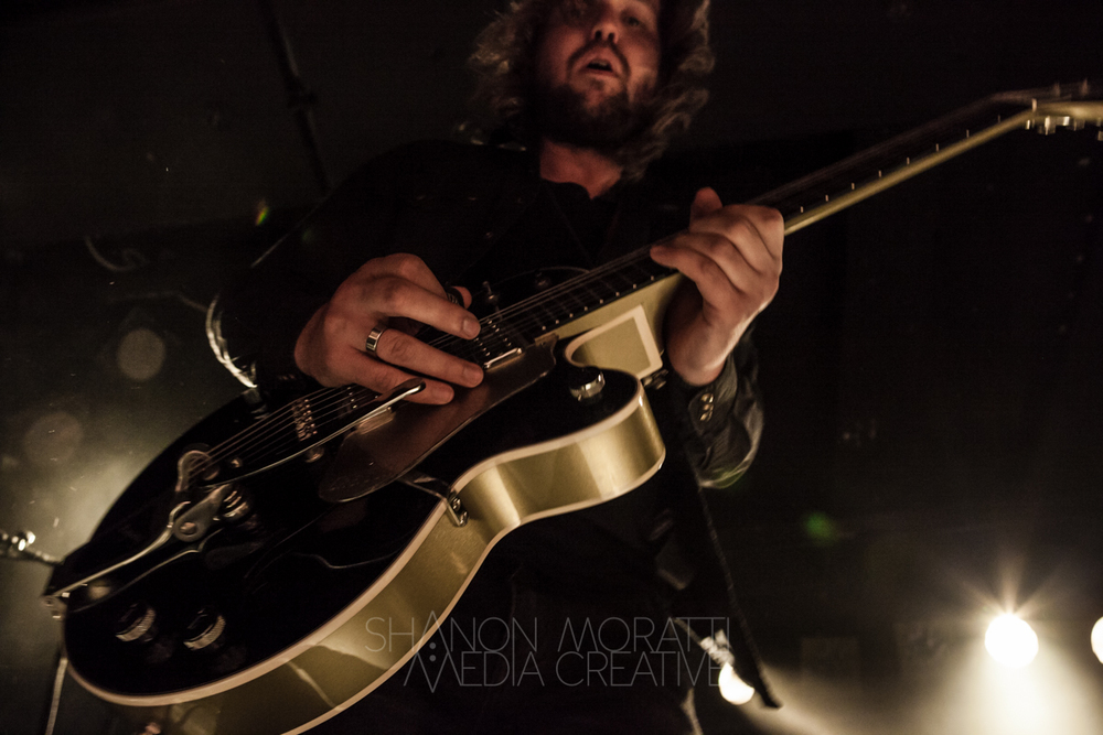 Band of Skulls.  Oslo, 2015