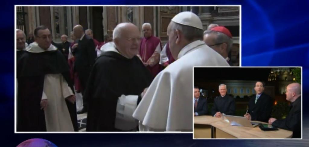 pope francis brethren