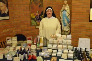 Sr. Mary Cecilia Soap Sale