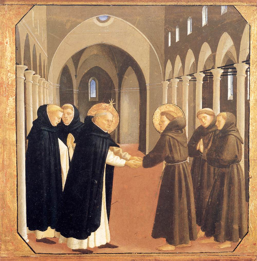 the-meeting-of-sts-dominic-and-francis-of-assisi-1435